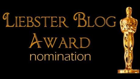 Негосударственная награда Liebster Blog Award