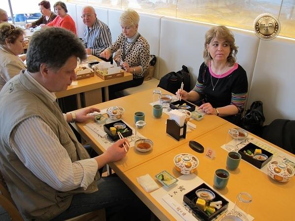 Обед в Камакура
