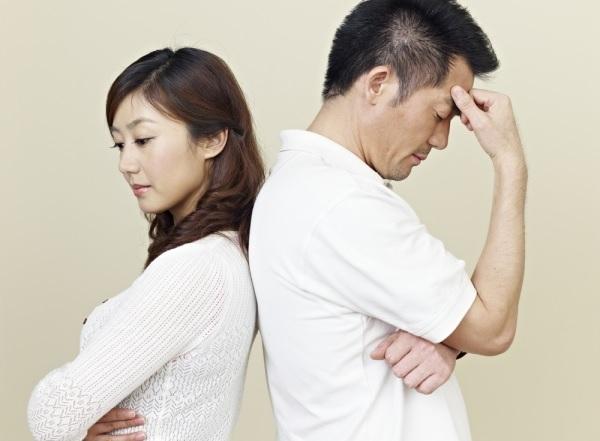 Развод по-японски