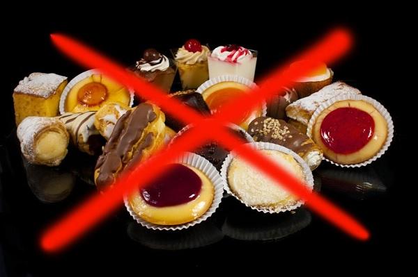 Скажем сладостям нет