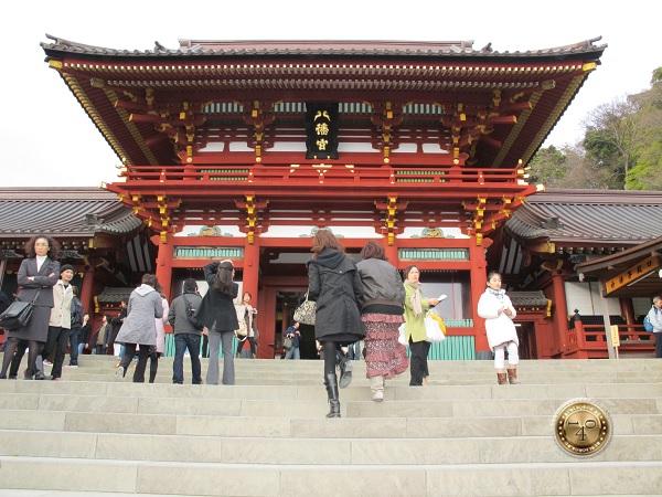 святилище Цуругаока Хатимангу
