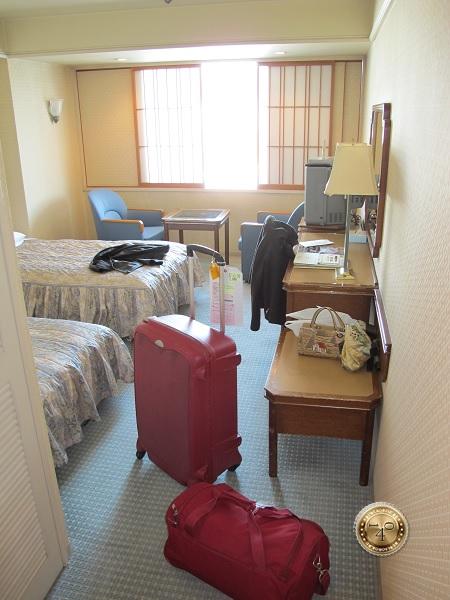 Номер в гостинице Киото