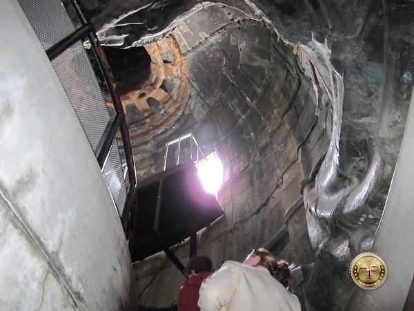 Внутри Бронзового Будды