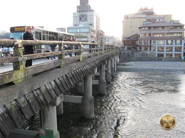 Второй мост в Киото
