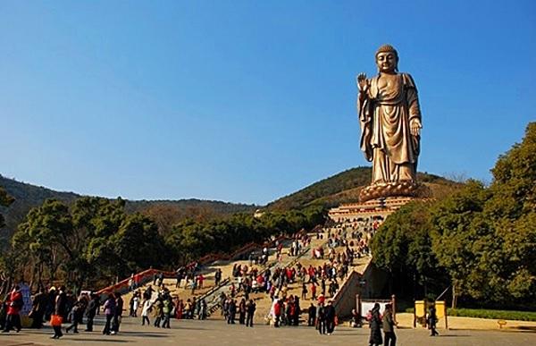 Китайский Гранд Будда