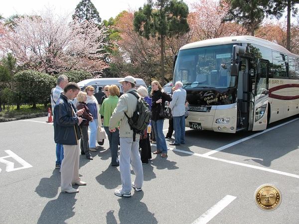 Наш японский автобус