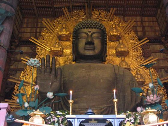 Будда из Тодайдзи