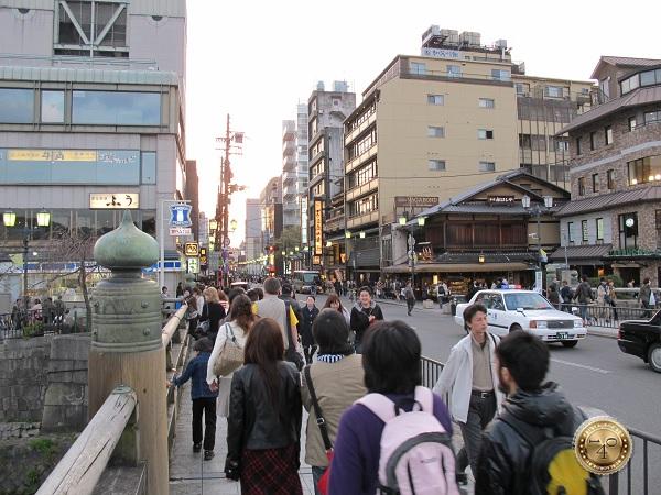 Вечерний Киото