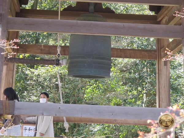 Буддийская колокольня