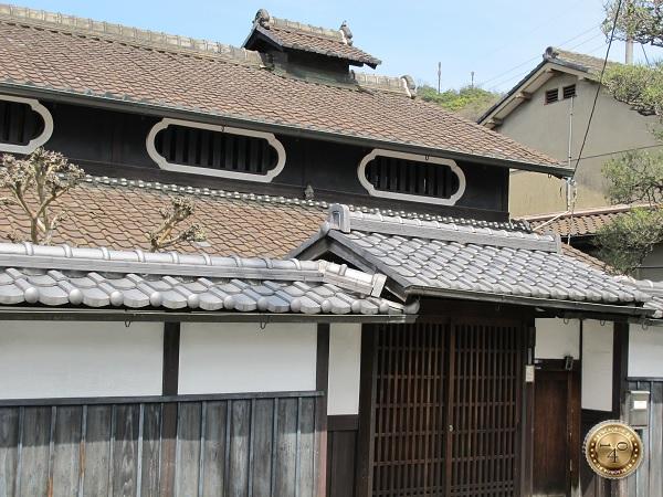 Крыша по-японски