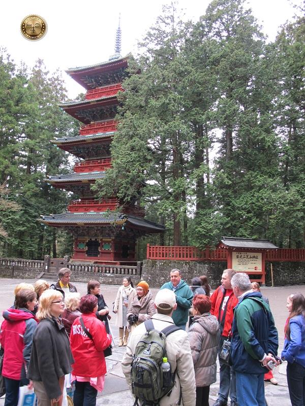 5-ти ярусная пагода