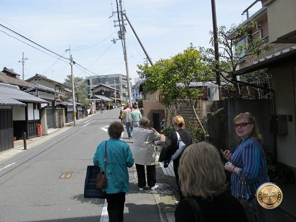 Прогулка перед обедом