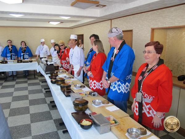 Японская школа поваров