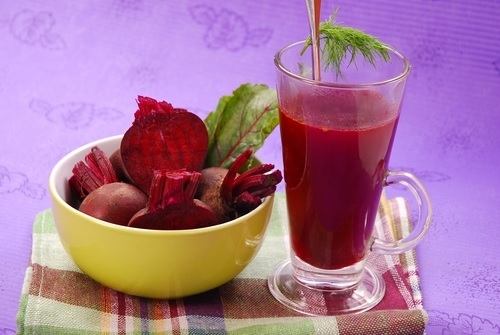 Свекольный сок для иммунитета