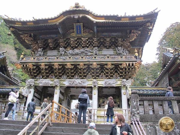Ворота Солнечного Света в Тосёгу