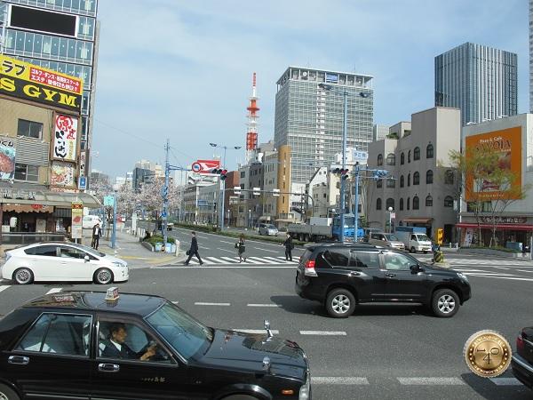 Улицы г. Осака
