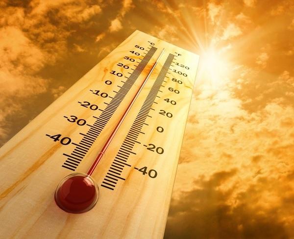 Высокая температура в Лаосе