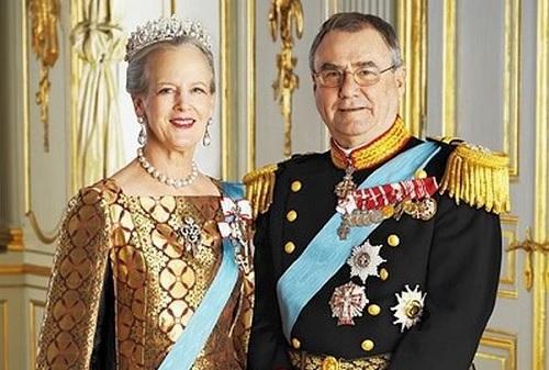 Королева Дании Маргрет II