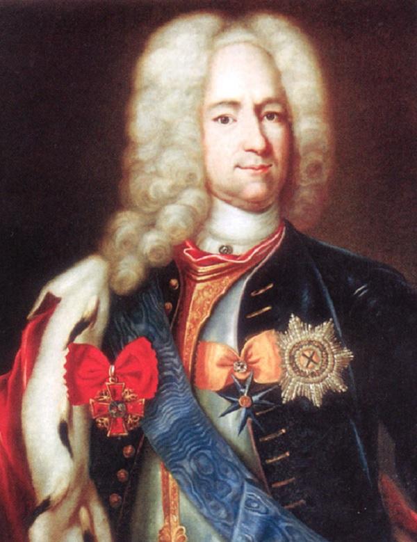 Светлейший князь Меньшиков А. Д.