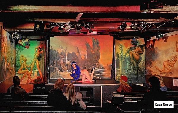 Порно-театр в Амстердаме