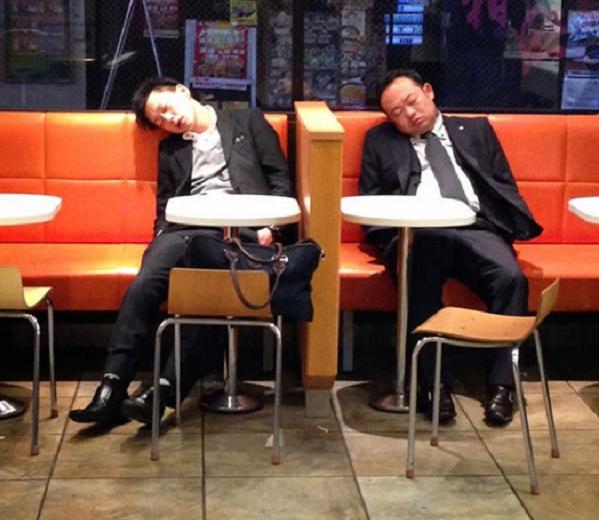 Пьяные японские боги