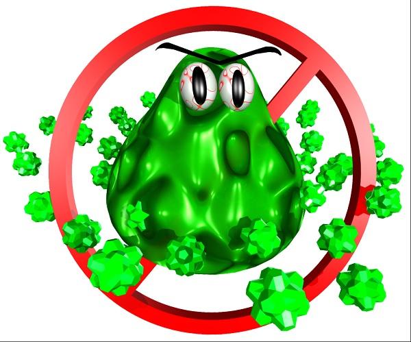 Долой вредные бактерии