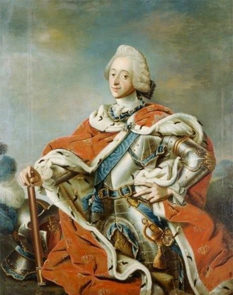 Король Дании Фредерик V