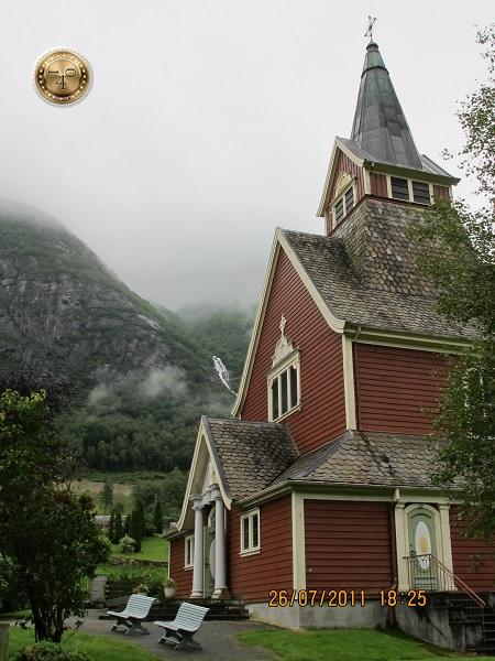 Протестантская церковь в Олдене