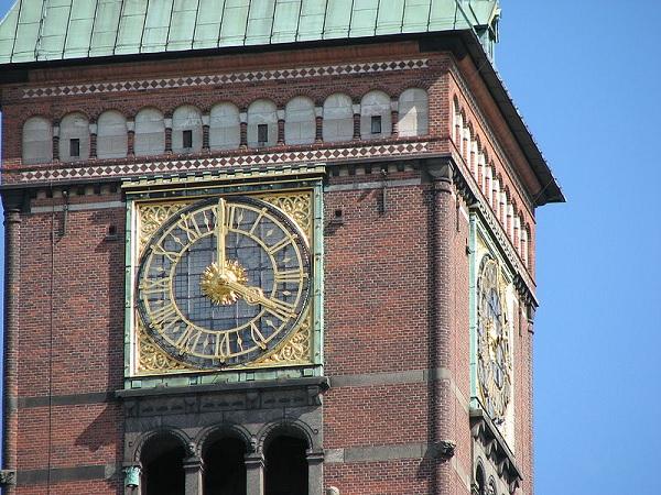 Часы Ольсена
