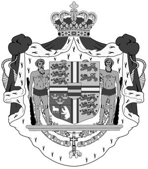 Датский герб