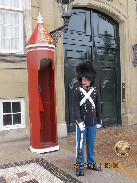 Датский Королевский гвардеец