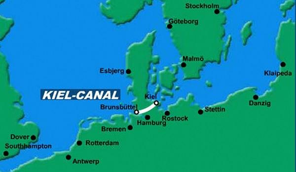 Восточно-Северный канал