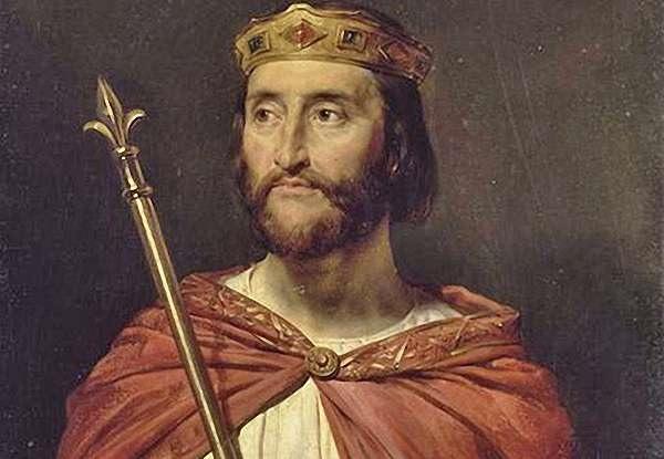 Король франков Карл Простоватый
