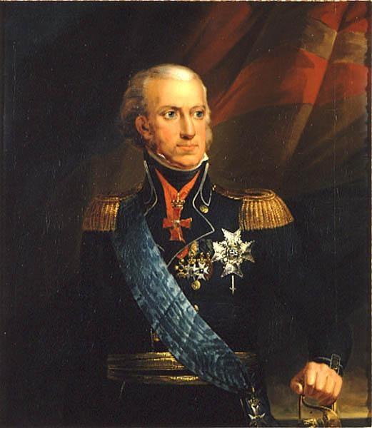Король Карл XIII