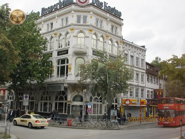 Казино в Гамбурге