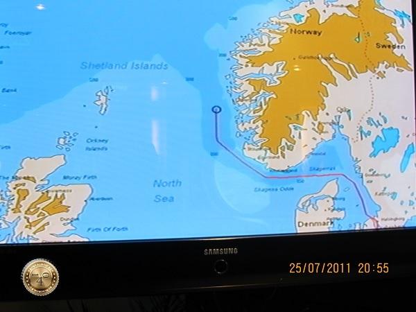 Вокруг Скандинавии