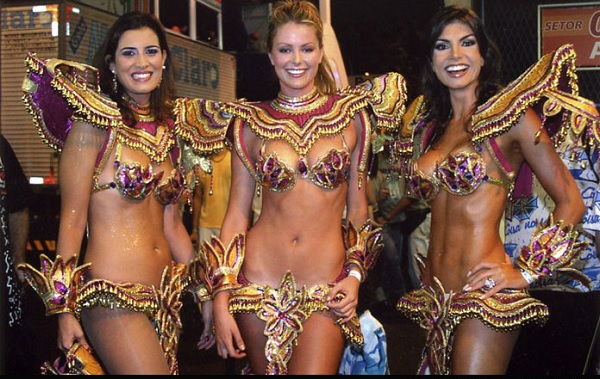 Красавицы-латиноамериканки