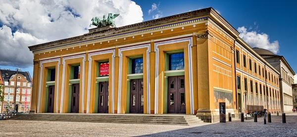 Музей скульптора Торвальдсена