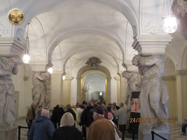 Зал Гигантов в Кристианборге