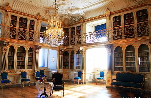 Библиотека в Кристианборге