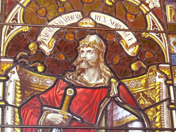 Норвежский король Харальд Хардрада