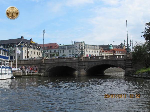 Каменный мост в Гётеборге