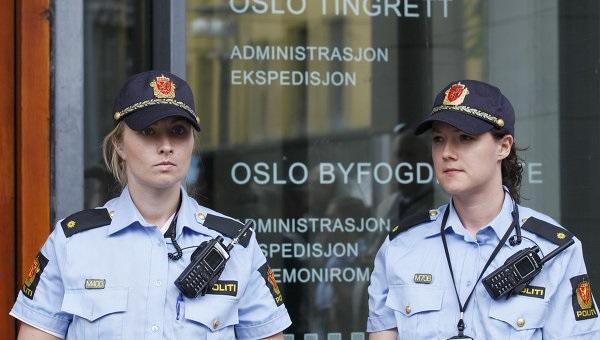 Полиция в Норвегии
