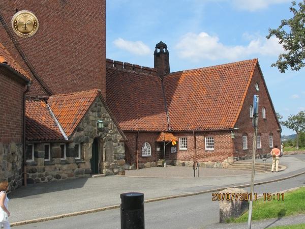 Здание церкви в Гётеборге
