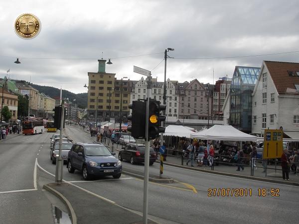 Снова в Бергене