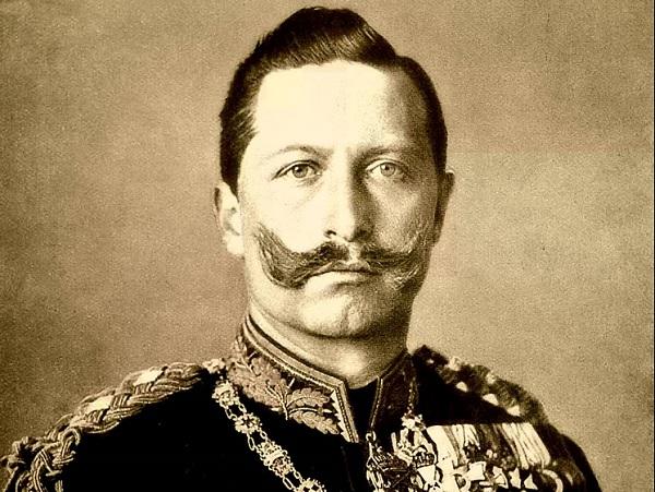Кайзер Германии Вильгельм II