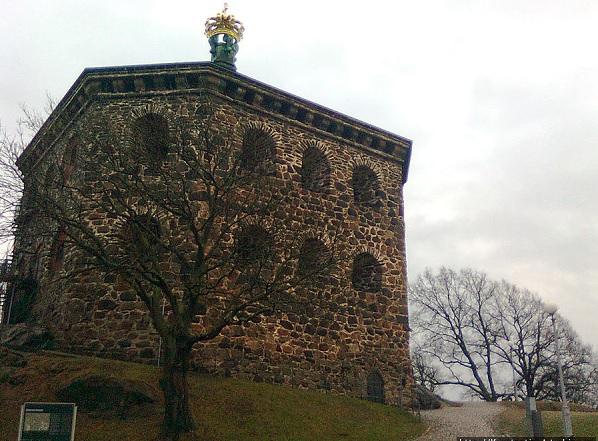Крепость в Гётеборге