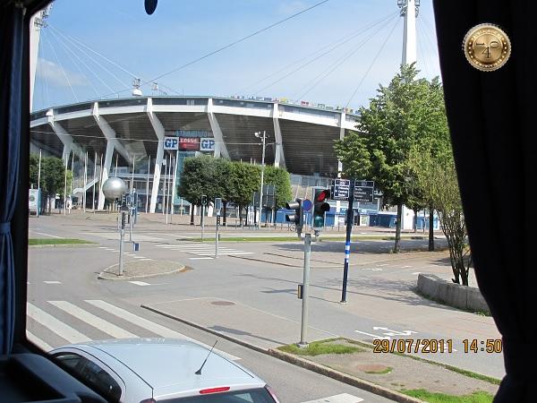 Стадион в Гётеборге