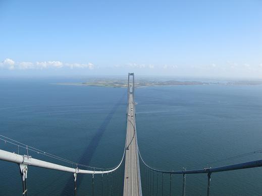 Мост Сторебелт