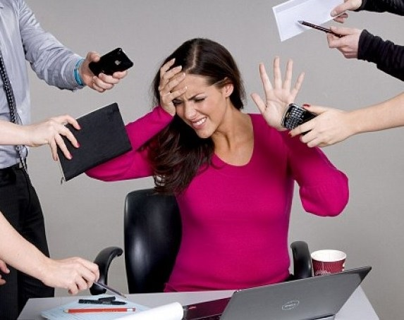 хронический стресс перманентен